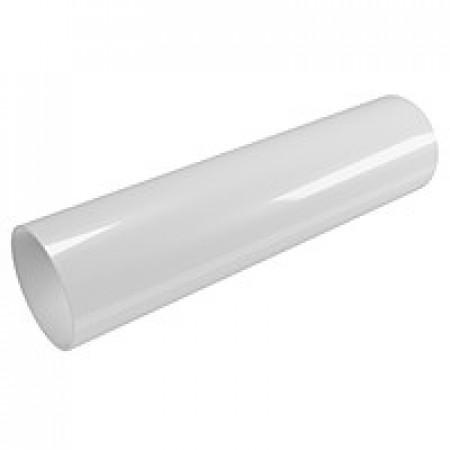 Водостічна труба ІНСТАЛПЛАСТ 100мм. 3м. біла