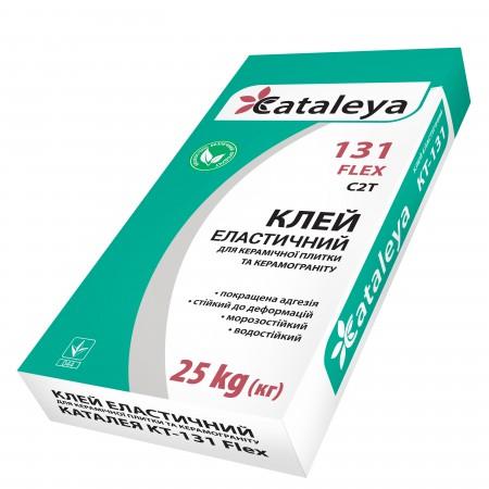 Каталея КТ-131 Флекс. Клей для плитки еластичний (25кг)