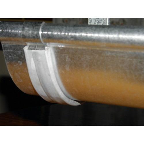 Кронштейн металевий 125мм. оцинкований