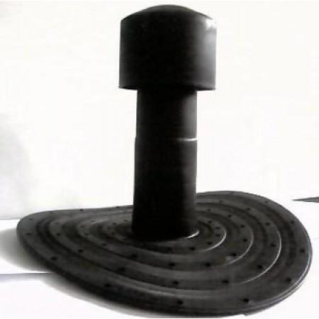 Вентилятор покрівельний (флюгарка)