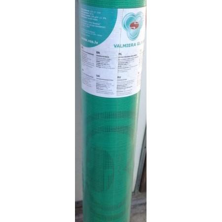 Склосітка штукатурна SM Valmiera Glass green 55в.м.