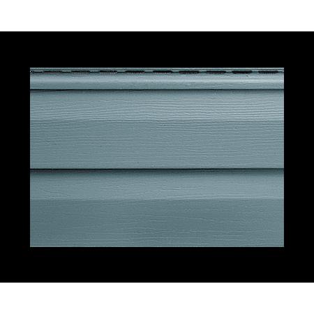 Панель вінілова сіро-блакитна Т-01*УN 3,66х0,230 (10шт в упак)