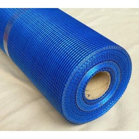 Сітка зі скловолокна Мастернет Плюс 160г/м.кв, синя 50кв.м.