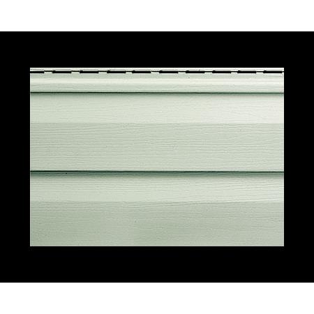 Панель вінілова сіро-зелена Т-01*УN 3,66х0,230 (10шт в упак)