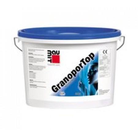 Штукатурка акрилова фасадна Baumit GranoporTop (1.5К Баранець) (25 кг)