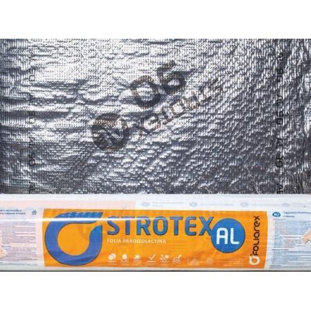 Плівка пароізоляційна СтроТексАЛ-90 г/м.кв. 75кв.м