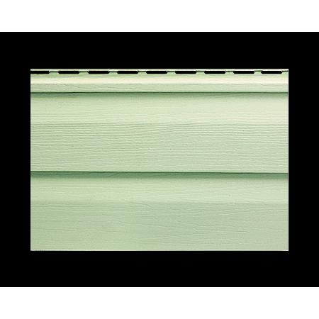 Панель вінілова салатова Т-01*УN 3,66х0,230 (10шт в упак)