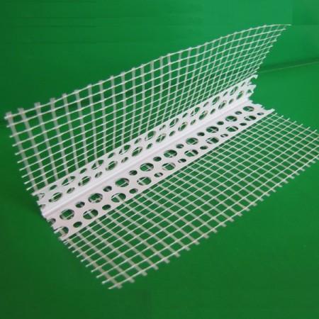 Кут з сіткою 2,5м пластик