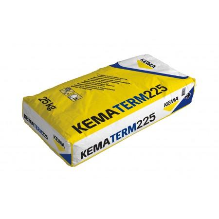 Клей для пінопласту та мінеральної вати Kematerm 225 зима